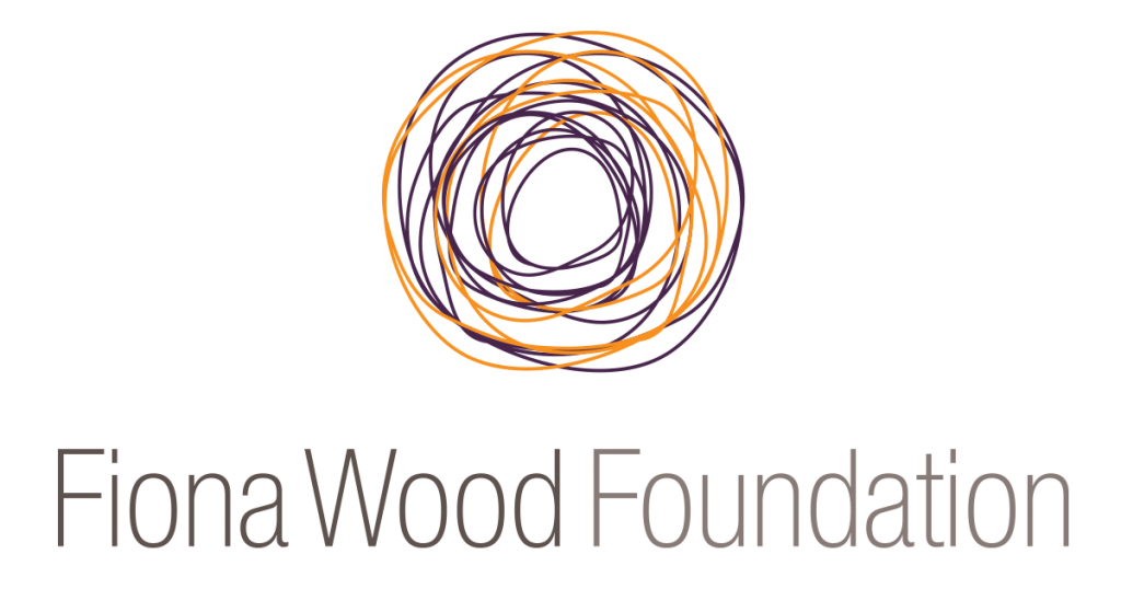 Fiona wood foundation logo
