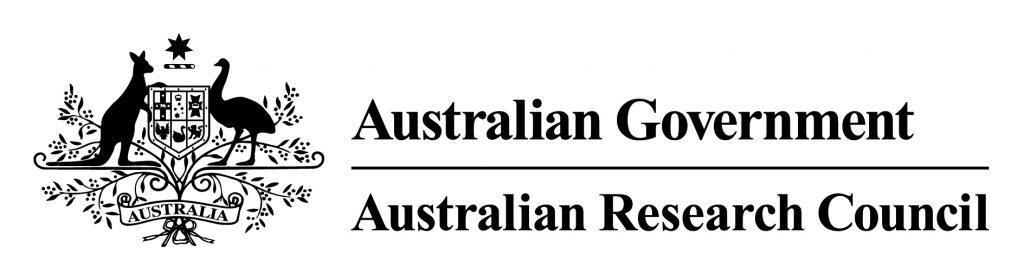 Australian Government ARC logo LARGE