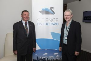 2018 Science on the Swan Malcolm McKusker and Gary Geelhoed