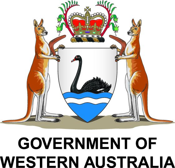Government of Western Australia logo crest