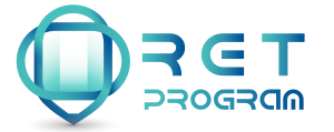 Logo for the research education training program