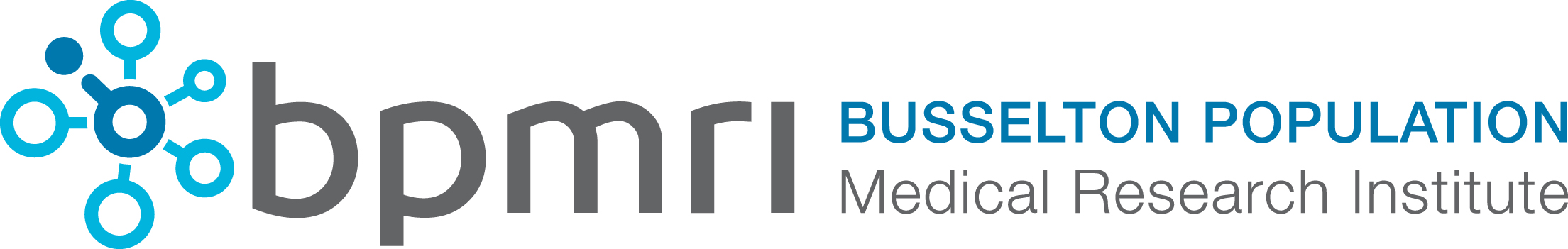 Busselton Population Medical Research Institute Logo