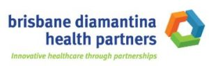 Brisbane Diamantina Health Partners logo