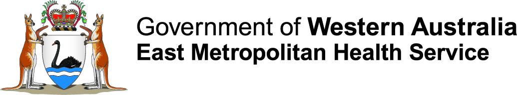 east metropolitan health service logo