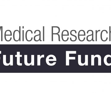 Medical Research Future Fund small logo graphic