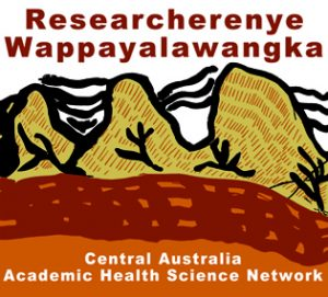 Central Australia Academic Health Science Network logo