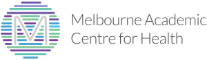 Melbourne Academic Centre for Health (MACH) logo